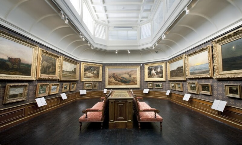 Interior, The Mesdag Collection