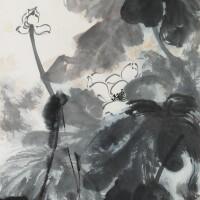 705. 張大千 1899-1983