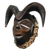 62. ogoni mask, nigeria