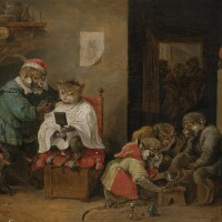 8. Follower of David Teniers