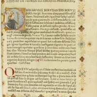 6. Antoninus, Saint, archbishop of Florence