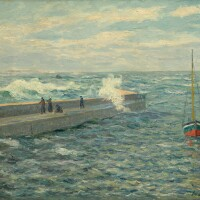 104. Maxime Maufra