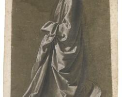 28. Workshop of Andrea del Verrocchio, circa 1470, traditionally attributed to Leonardo da Vinci