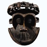 65. masque, kom, cameroun  