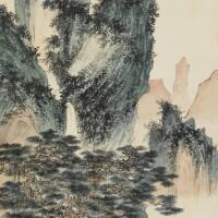 660. 溥儒 1896-1963
