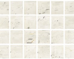 20. Cy Twombly