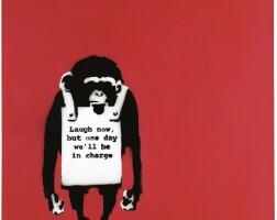 106. Banksy