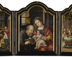 510. Pieter Coecke van Aelst the Elder