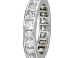 12. diamond ring, asprey, 2007