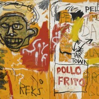 21. Jean-Michel Basquiat