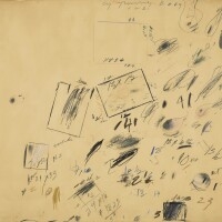 35. Cy Twombly