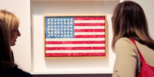 The Enduring Power of Jasper Johns' Iconic Flag