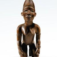 57. statue, kongo, république démocratique du congo |