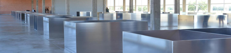 Chinita Foundation  Donald Judd sculpture