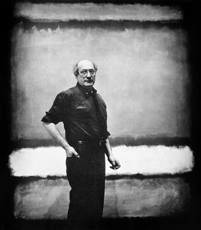 Mark Rothko: Artist Portrait 2