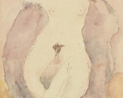 50. Attributed to Jules Pascin