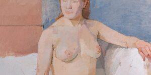 Euan Uglow | Nude, Lady C