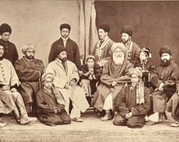 147. india & afghanistan--john burke,samuel bourne, bourne & shepherd (and others)