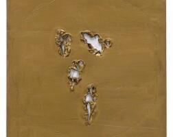 12. 盧齊歐‧封塔納 | 《空間概念》