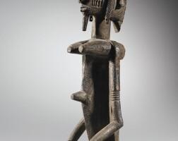 76. statue, dogon, mali