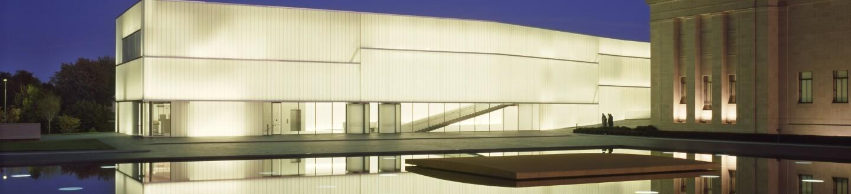Exterior View, Nelson-Atkins Museum