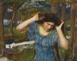3. John William Waterhouse, R.A., R.I.