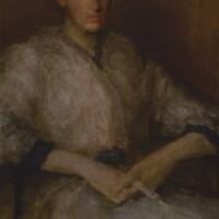 48. james mcneill whistler   portrait of ellen sturgis hooper