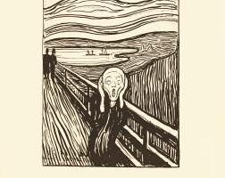 6. Edvard Munch