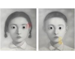 38. Zhang Xiaogang