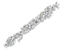 1632. 鑽石手鏈, 大衛韋伯 ( david webb )