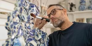 The Arresting 'Exploded' Ceramics of Artist Bouke de Vries