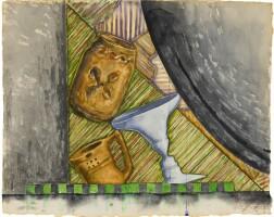 17. Jasper Johns