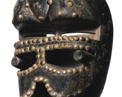 20. guere mask, ivory coast