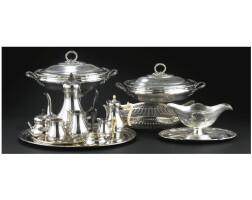 9. dutch silver tablewear