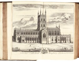 35. atkyns, the ancient and present state of glostershire, 1712