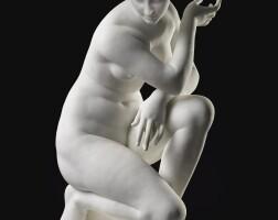 9. italian, 20th centuryafter the antique | crouching venus