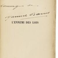 8. Barrès, Maurice