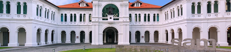 Exterior View, Singapore Art Museum