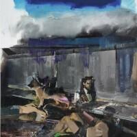 1135. 亞德里安·格尼 | 藍雨