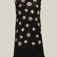 19. yves saint laurent, haute couture,fall-winter 1968-1969 |