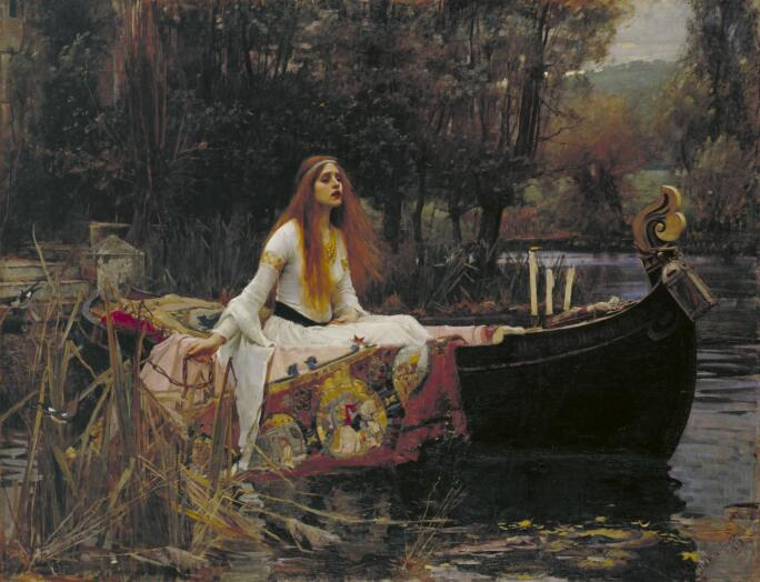 The Pre-Raphaelites' Enduring Influence: From Tolkien to Led