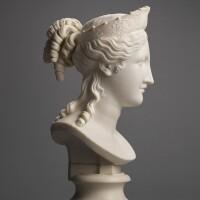 25. 安東尼奧·卡諾瓦(1757-1822年)意大利,羅馬,1814年 | 《和平女神半身像》