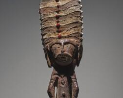 16. spear finial, manus island, admiralty islands, manus province, papua new guinea