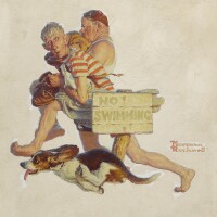 6. Norman Rockwell