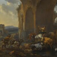 143. Nicolaes Pietersz. Berchem