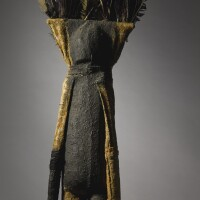 7. senufo oracle figure,côte d'ivoire