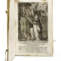 6. garcia. origen de los indios... madrid, francisco martinez abad, 1729. in-folio. vélin de l'époque.