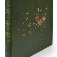 318. Rackham, Arthur--[Barrie, J.M.]