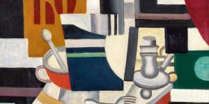How Léger Responded to the Post-War World