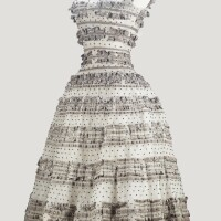 37. christian dior haute couture, automne-hiver 1957-1958